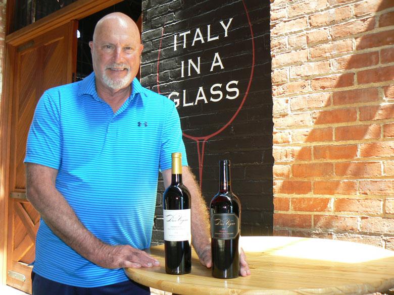 Ken Musso - Due Vigne Winery